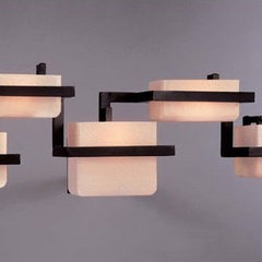 asian bathroom lighting and vanity lighting by AllModern