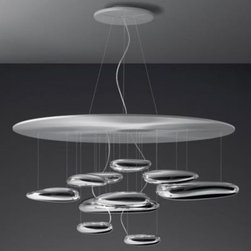 Mercury LED Suspension by Artemide -