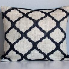 Eclectic Decorative Pillows by VIDA Interiors