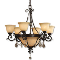 modern chandeliers by Vista Stores