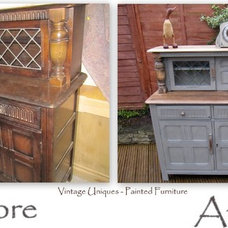 Traditional Buffets And Sideboards by Vintage Uniques