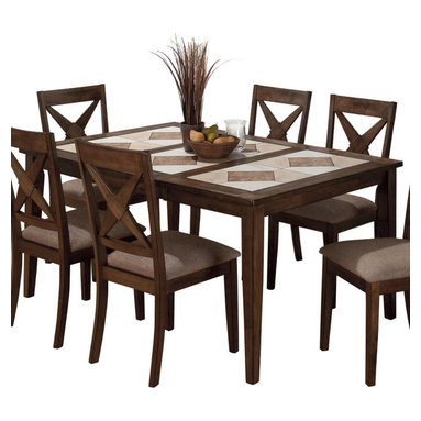 tile inlay dining tables find square and round dining room tables