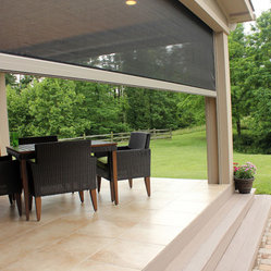 Retractable Patio/Lanai Screens
