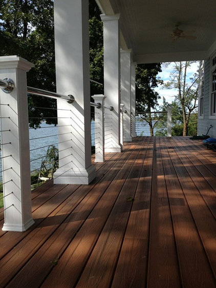 Traditional Home Fencing And Gates by Atlantis Rail Systems