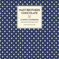 Mast Brothers Chocolate: A Family Cookbook - Is there anything better than opening a new book from under the tree? I love the Mast Brothers Chocolate: A Family Cookbook because a lot of the recipes involve — you guessed it — chocolate!