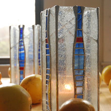 Modern Candles And Candleholders by Szal Design