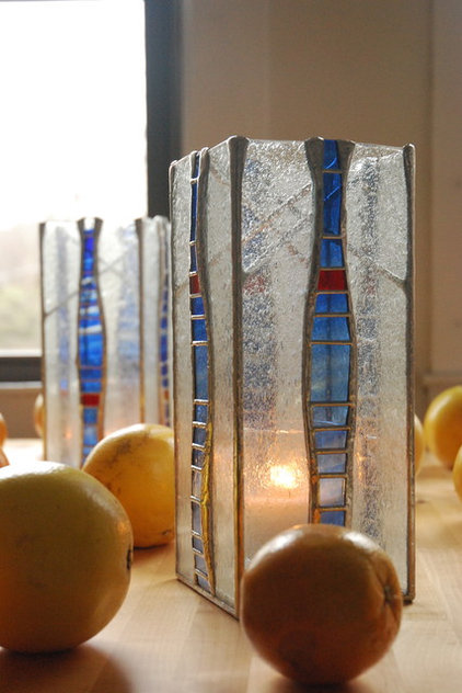 Modern Candles And Candle Holders by Szal Design
