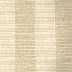 Scotsmen Linen Club - Cream - Ralph Lauren's collection of woven wallpapers from the Textures III book.