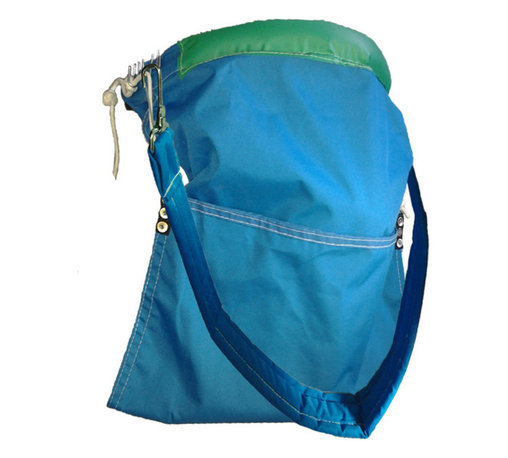 Zenport - Zenport AG411 Agrikon Soft Shell Picking Soft Harvest Bag - The Zenport AG411 Agrikon soft shell picking bag is used for harvesting up to 40-Pounds of apples, citrus, pears and other tree crops. This bag provides the utmost protection for even the most delicate of soft fruits. Constructed for durability with superior sewing and riveting throughout. Tough nylon fabric handles loads without tearing, resists water, mold, mildew, abrasion and cushions picked fruit. Wide adjustable 45 by 2-inch shoulder sling is well padded and allows full range of motion. Fruit picking opening measures 16 by 10-inches. The bag fully opens up to a length of 36-inches.