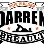 Darren Breault Logo
