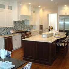 Contemporary Kitchen Cabinets by Hagerstown Kitchens Inc.