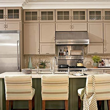 Anyone regret two different colours of cabinetry? - Kitchens Forum - GardenWeb