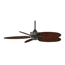 Fanimation - Fanimation MAD3250BA Islander Bronze Accent Ceiling Fan - Fanimation MAD3250BA Islander Bronze Accent Ceiling Fan