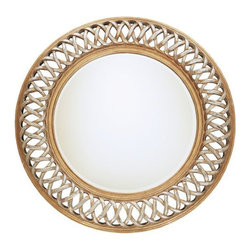 Uttermost - Uttermost Entwined Antique Gold Mirror - 14028 B - Uttermost Entwined Antique Gold Mirror - 14028 B