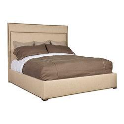 Vanguard Furniture - Vanguard Furniture Palamas King Bed V1725K-PF - Vanguard Furniture Palamas King Bed V1725K-PF. Image for illustrative purposes. Includes bed only.