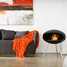 Modern Fireplaces by Switch Modern