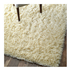 Nuloom - nuLOOM Handmade Ultra Premium Plush Greek Flokati luxury Natural Shag Rug (3' x - This authentic woolen shag rug is made in Greece and suprpases the quality and craftsmanship of its Chinese counterparts .Woven from 100% pure New Zealand wool.