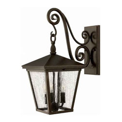 Hinkley - Trellis 3-lt Outdoor Wall Sconce - Trellis 3-lt Outdoor Wall Sconce
