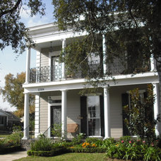 Traditional Exterior by SCNZ Architects, LLC