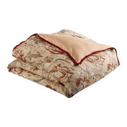 "Mystic Home - Great Falls - Duvet Cover by Mystic Home, King - ""The Great Falls, by Mystic Home"