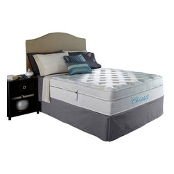 """Christeli - Lux Estate 14.5"""" - Size: Queen Mattress - Mattress only is being sold. Accessories not included."""