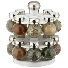 Modern Spice Jars And Spice Racks by Crate&Barrel
