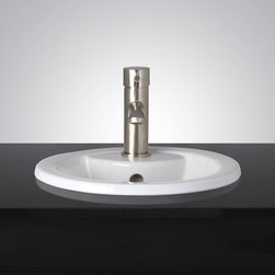 shop contemporary drop in sink bathroom sinks on houzz