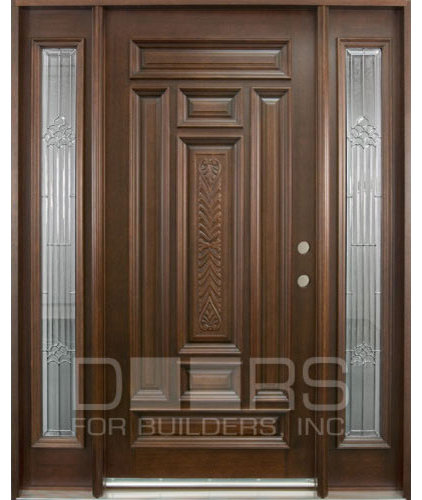 Larry reyes1961 39 s ideas for Traditional main door design