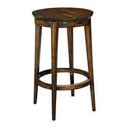 EuroLux Home - New Bar Bar Height Stool Windsor Finish - Product Details