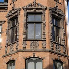 Traditional Windows by Fenstermann LLC