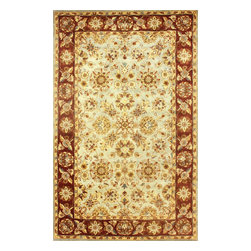 nuLOOM - Traditional 8' x 10' Seafoam Hand Tufted Area Rug Persian - Made from the finest materials in the world and with the uttermost care, our rugs are a great addition to your home.