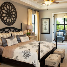 Traditional Bedroom by Masterpiece Design Group