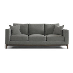 Wright Sofa - I have a thing for DwellStudio furniture. This sofa has a great design and looks so cozy.