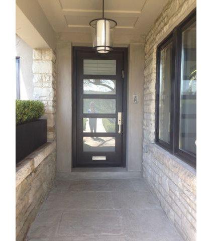 Modern Front Doors by Windows and Doors Toronto