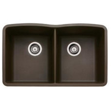 Contemporary Kitchen Sinks by Remodelr