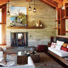 tahoe-idea-house-livingroom < Ultimate Sierra retreat - Sunset.com