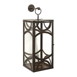 IMAX CORPORATION - Winnoa Candle Lantern - Winnoa Candle Lantern. Find home furnishings, decor, and accessories from Posh Urban Furnishings. Beautiful, stylish furniture and decor that will brighten your home instantly. Shop modern, traditional, vintage, and world designs.