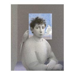 Portrait Painting. Artist Sergey Konstantinov. - Painting. Artist Sergey Konstantinov. Художник Сергей Константинов.
