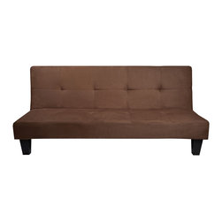 "Corner II - Corner II Paris Bohemian Sofa Bed - The Paris bohemian sofa bed is an attractive and comfortable sofa that folds down in an instant to become a great bed! This beautiful piece of furniture is at home in any living room, house, apartment, or dorm. Sets up in minutes. 30. 5"" H x 30"" W x 65"" L. (57 lbs. )"