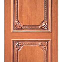 "Single Door, Hand Carved 2-Panel in Mahogany - SKU#    Carved-610_1Brand    AAWDoor Type    ExteriorManufacturer Collection    Carved & MansionDoor Model    Door Material    WoodWoodgrain    MahoganyVeneer    Price    1100Door Size Options    30"" x Height"" (2'-6"" x 6'-8"")  $032"" x Height"" (2'-8"" x 6'-8"")  $036"" x Height"" (3'-0"" x 6'-8"")  +$1042"" x Height"" (3'-6"" x 6'-8"")  +$19036"" x Height"" (3'-0"" x 7'-0"")  +$19030"" x Height"" (2'-6"" x 8'-0"")  +$46032"" x Height"" (2'-8"" x 8'-0"")  +$46036"" x Height"" (3'-0"" x 8'-0"")  +$47042"" x Height"" (3'-6"" x 8'-0"")  +$470Core Type    SolidDoor Style    ColonialDoor Lite Style    Door Panel Style    2 Panel , Hand Carved Panel , Raised Moulding , Raised PanelHome Style Matching    Mediterranean , Victorian , Old World , Elizabethan , Pueblo , SuburbanDoor Construction    True Stile and RailPrehanging Options    Prehung , SlabPrehung Configuration    Single DoorDoor Thickness (Inches)    1.75Glass Thickness (Inches)    Glass Type    Glass Caming    Glass Features    Glass Style    Glass Texture    Glass Obscurity    Door Features    Door Approvals    Door Finishes    Door Accessories    Weight (lbs)    340Crating Size    25"" (w)x 108"" (l)x 52"" (h)Lead Time    Slab Doors: 7 daysPrehung:14 daysPrefinished, PreHung:21 daysWarranty    1 Year Limited Manufacturer WarrantyHere you can download warranty PDF document."