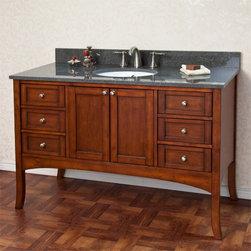 "#1 Products--Customer Favorites - 48"" Cadmon Vanity Cabinet with Undermount Basin, Signature Hardware"