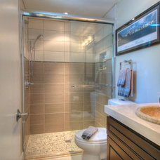 Contemporary Bathroom by Chic on the Cheap