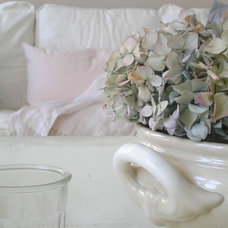 Eclectic  by Pastels and Whites
