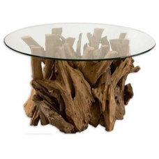 Rustic Coffee Tables by Hayneedle