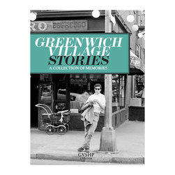 60 Greenwich Village True Stories - The romance surrounding Greenwich Village is based on a true bohemian, counterculture era. Discover the inside stories with true anecdotes from artists, musicians, restaurateurs, and other past artistic players. This book also has amazing iconic pictures that are great for looking at with guests. Make this book a permanent coffee table classic.