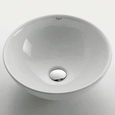 Modern Bathroom Sinks by Overstock.com