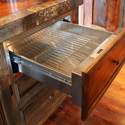 San Miguel Build The Kitchen Custom Buffet Cabinet