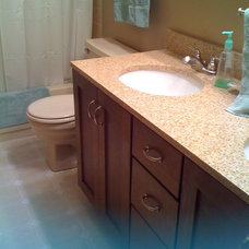 Traditional Bathroom Vanities And Sink Consoles by The Home Store