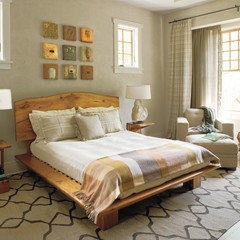 Restful Master Bedroom Retreat - MyHomeIdeas.com