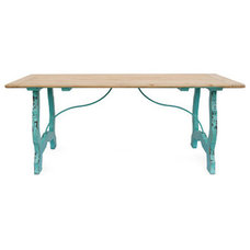Rustic Dining Tables by Urban Home